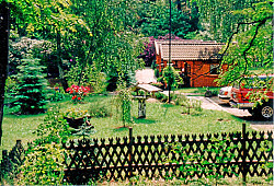 Bungalow - Pension Am Forsthaus wandern